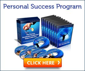 Success Accelerator Subliminal Videos